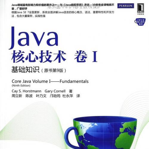 Java核心技术(卷1):基础知识(原书第9版)下载