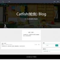 Catfish(鲶鱼) Blog v2.2.27